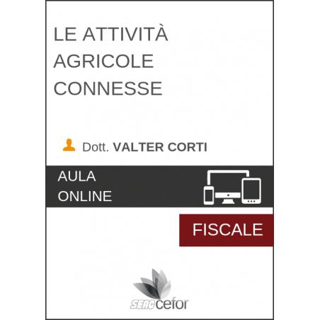 Le attività agricole connesse