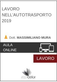 Lavoro nell'Autotrasporto 2019