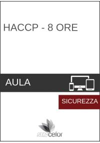 HACCP - 8 ore