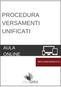 Procedura Versamenti Unificati