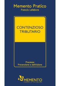 MEMENTO CONTENZIOSO TRIBUTARIO 2018