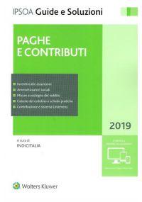Paghe e contributi 2019