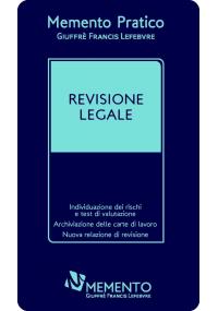 MEMENTO REVISIONE LEGALE 2019