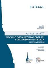 Modello Organizzativo DLgs. 231 e organismo di vigilanza