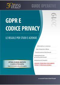 GDPR e Codice Privacy 2019: le regole per studi e aziende