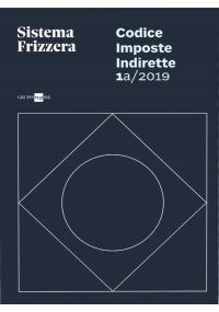 Codice Imposte Indirette 1A/2019