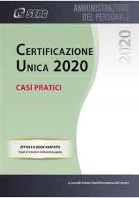 CERTIFICAZIONE UNICA 2020 - casi pratici