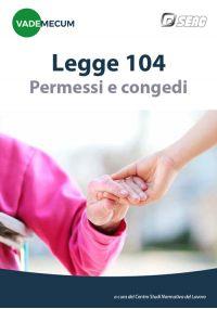 VADEMECUM 2020 Legge 104 - Permessi e congedi