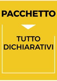 PACCHETTO TUTTO DICHIARATIVI 2020