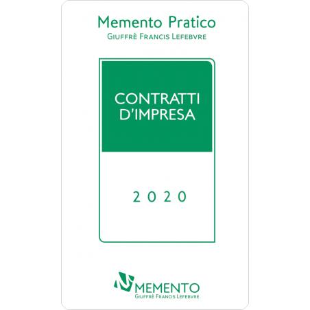 Memento Contratti d'Impresa 2020