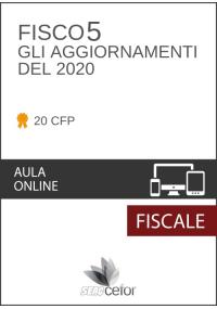 Fisco5 - Gli aggiornamenti del 2020