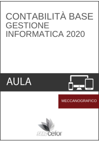 Contabilità base - Gestione Informatica 2020