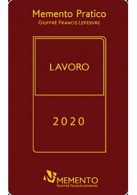 Memento Pratico Lavoro 2020