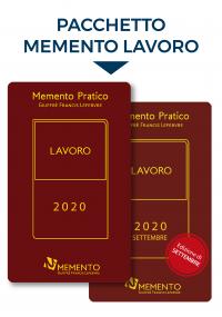 Memento Pratico Lavoro 2020 - Edizione Marzo + Settembre