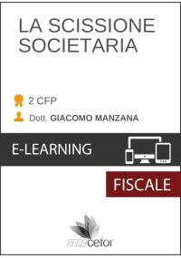 La Scissione Societaria