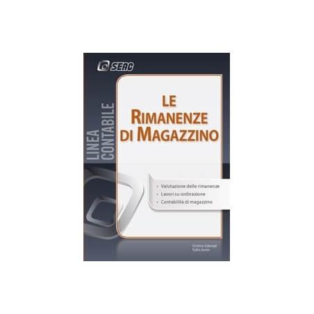 Le Rimanenze di Magazzino