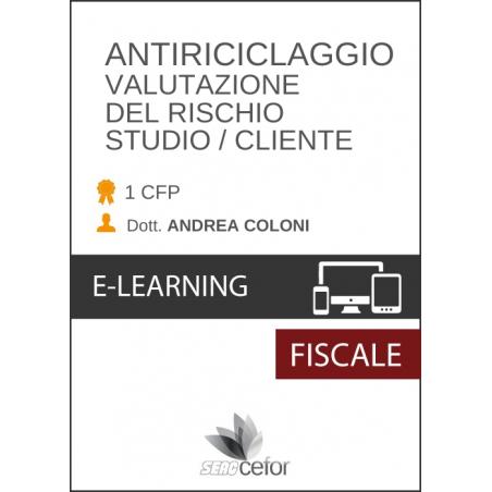 Antiriciclaggio - Valutazione del Rischio Studio / Cliente