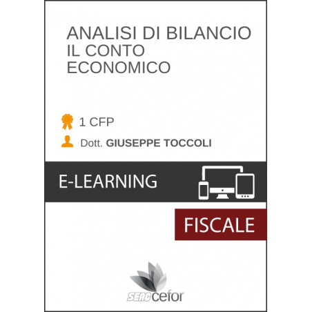 Analisi di Bilancio: Il Conto Economico
