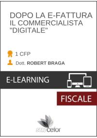 """Dopo la E-Fattura - Il Commercialista """"Digitale"""""""