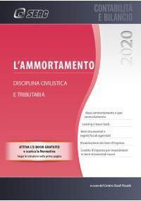 L'AMMORTAMENTO - Disciplina civilistica e tributaria 2020