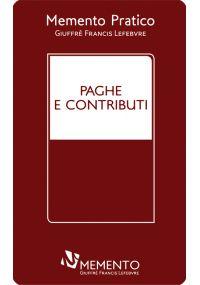Memento Paghe e contributi