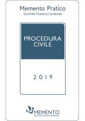 MEMENTO PROCEDURA CIVILE 2019
