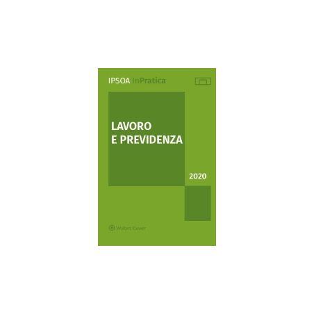 Lavoro e Previdenza 2020