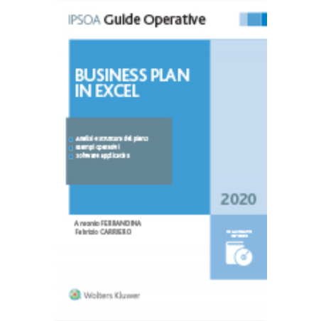 Business Plan in Excel 2020