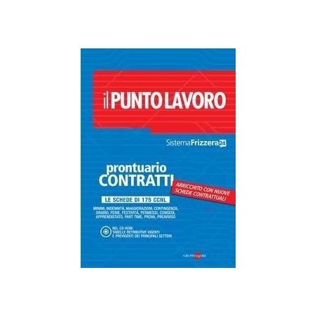 Il Punto Lavoro 1/2020 - Prontuario Contratti con CD Rom