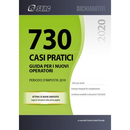 MOD. 730/2020 - CASI PRATICI DI COMPILAZIONE
