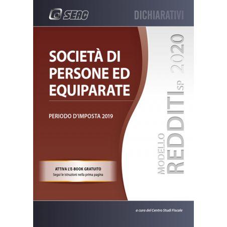 MODELLO REDDITI 2020 SOCIETÀ DI PERSONE ED EQUIPARATE