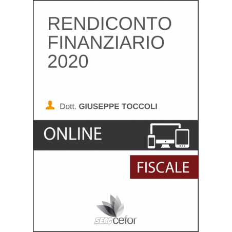 Rendiconto Finanziario 2020