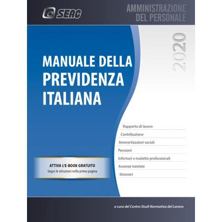 MANUALE DELLA PREVIDENZA ITALIANA