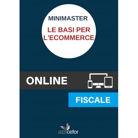 Minimaster: Le Basi per l'E-commerce