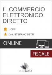 Minimaster: E-commerce: il risvolto fiscale