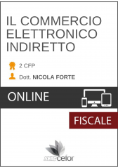 Il Commercio elettronico indiretto - DIFFERITA