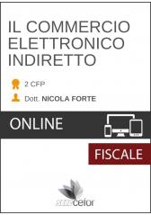Il Commercio elettronico indiretto - DIRETTA
