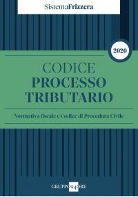 Codice del processo tributario 2020