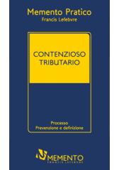 Memento Contenzioso Tributario 2020