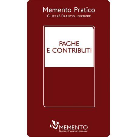 Memento Paghe e Contributi 2020