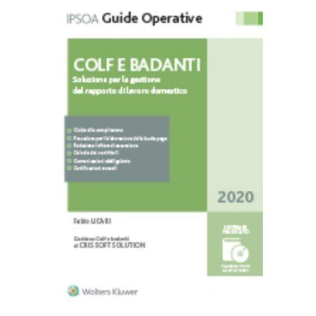 COLF E BADANTI 2020