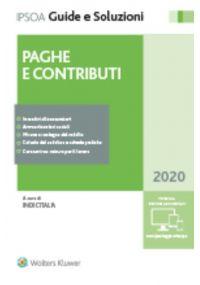 Paghe e Contributi 2020