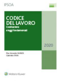 CODICE DEL LAVORO 2020