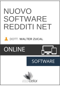 Nuovo Software Redditi NET