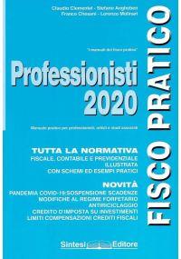 PROFESSIONISTI 2020