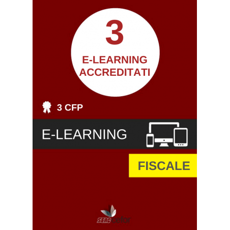 Pacchetto 3 E-Learning