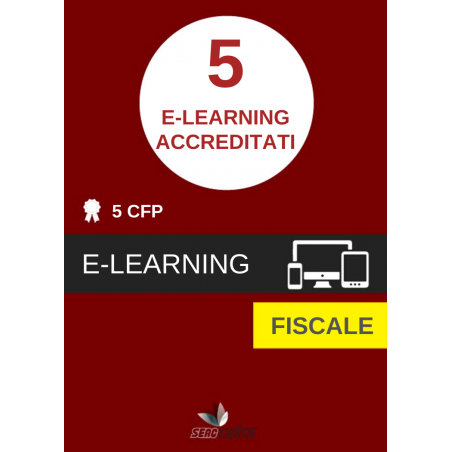 Pacchetto 5 E-Learning