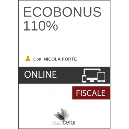 Ecobonus 110%  - PACK