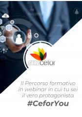 CeforPROselection: il percorso formativo in webinar in cui tu sei il vero protagonista