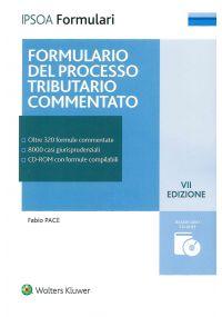 FORMULARIO DEL PROCESSO TRIBUTARIO COMMENTATO